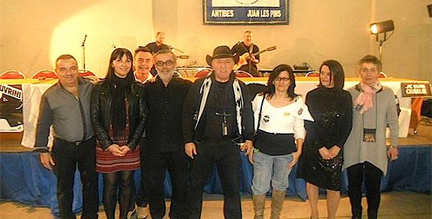 Le nouveau comité directeur de l'Unione Corsa d'Antibes