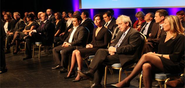 Ajaccio : Le nouveau conseil municipal