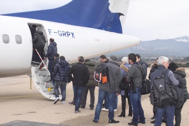 Invasione turchina : Au départ de Calvi aussi…