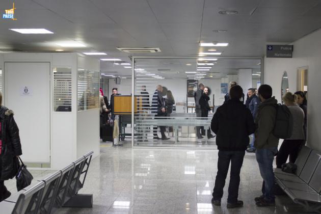 Contrôle d'identité inopiné mercredi à l'aéroport de Calvi - Balagne