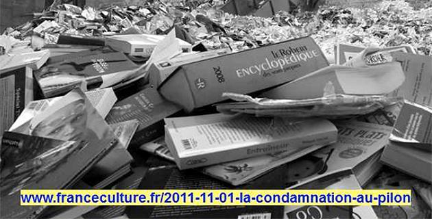 Livres condamnés au pilon : Un retour en grâce ?