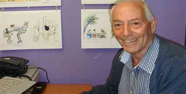 "Bastia : Simon Giuseppi raconte l'internement de ""civils austro-allemands à Corbara"""