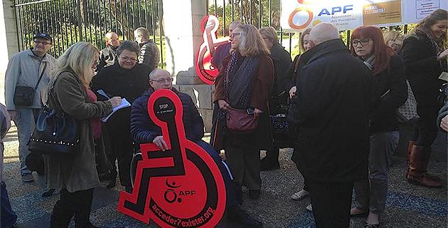 Paralysés de France : L'ordonnance de la colère !