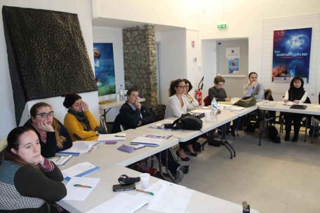 Chercheurs, archéologues, représentants du Parc naturel régional de Corse et les principaux acteurs de la culture scientifique insulaire étaient réunis pour s'informer sur le programme « Horizon 2020 ».