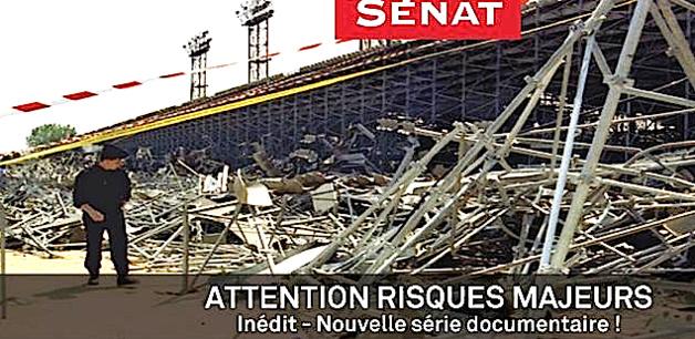 """""""Chronique d'une chute annoncée"""" : L'effondrement de la tribune de Furiani sur Public Sénat"""
