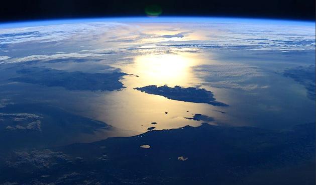 Les images du jour : La Corse vue de… l'espace !