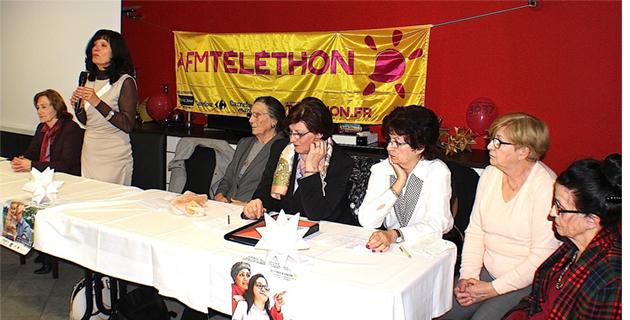 Téléthon 2014 : 302 000€ de dons en Haute-Corse