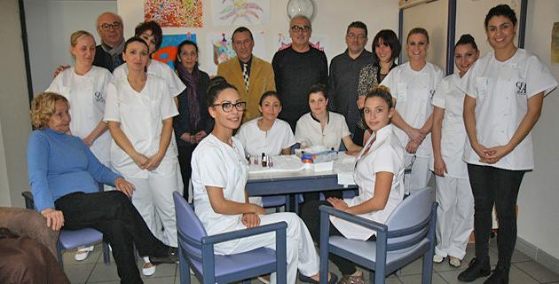 Ajaccio : Le nouveau directeur du pôle médico-social à l'ARS de Corse à A Spannata
