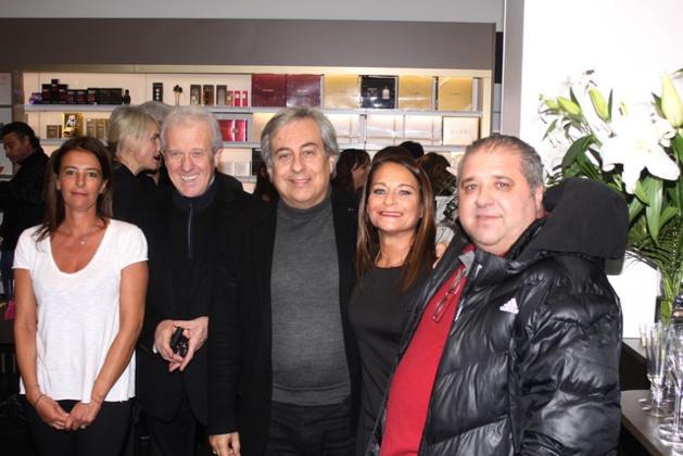 """Calvi : Inauguration de l'institut """"Passion Beauté"""" """"relooké"""""""