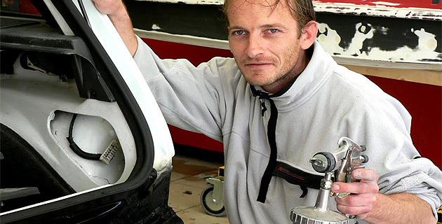 Un atelier de carrosserie-peinture ouvre ses portes à Corbara