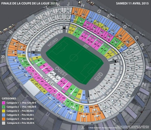 Finale de la coupe de la ligue la vente des billets - Billets finale coupe de la ligue 2015 ...
