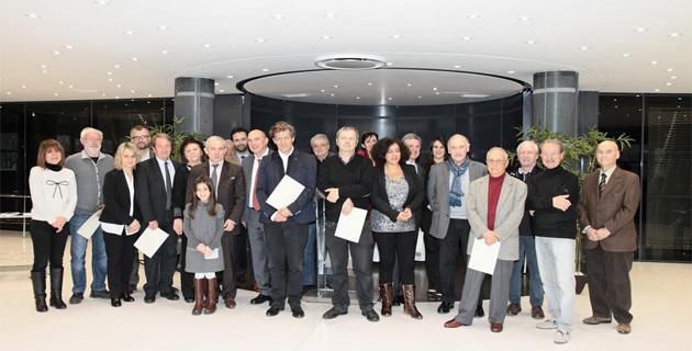 Prix Don-Joseph Morellini : Les lauréats récompensés