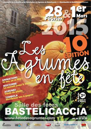 Fête des agrumes de Bastelicaccia : Une dixième édition attendue