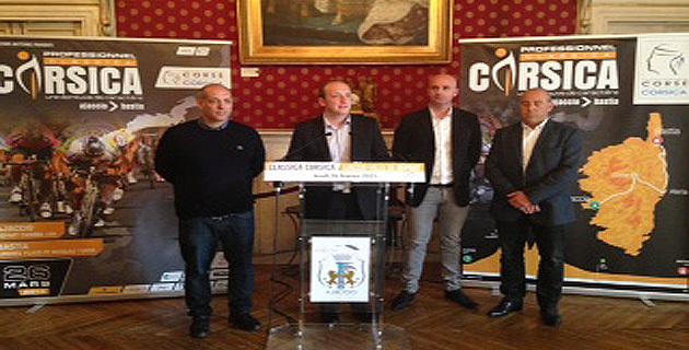 Cyclisme : Et voilà la Classica Corsica