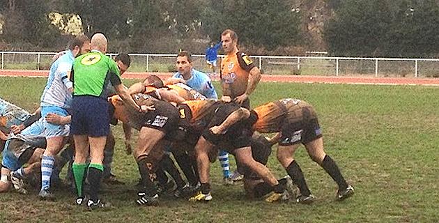 Rugby Honneur : Le RC Ajaccio méritait mieux à La Valette…