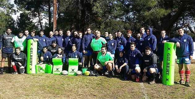 Laurent Gaya (Gilbert France) : Pour l'amour du rugby et de Bastia XV