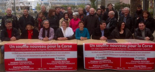 """Jacques Casamarta et Patricia Curcio : Des candidatures """"pour un vrai changement"""""""