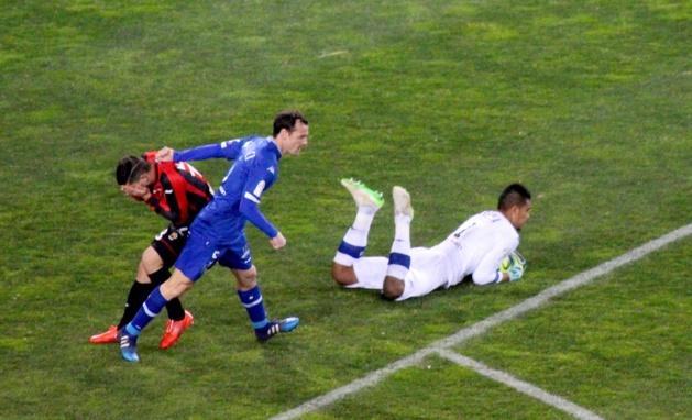 Nice, encore, battu à Furiani : Ce Sporting a du cœur !