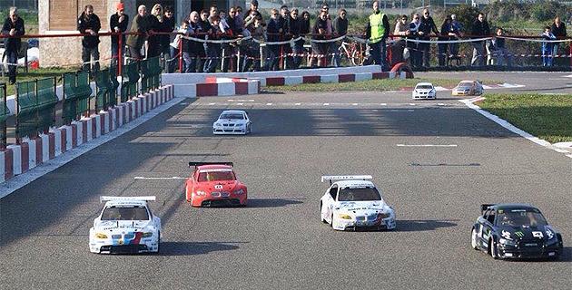 Biguglia : Première manche du championnat de Corse des mini-bolides