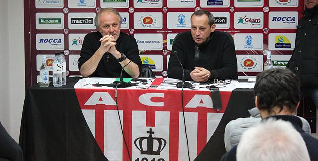 Démission d'Alain Orsoni : « Ma personne dérange et mon club passe avant moi »