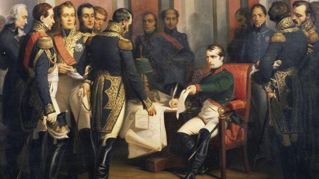 """Marseille : Conférence-débat de Jean Tulard sur le thème : """"La trahison des maréchaux, 1814-1815"""""""