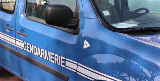 Tralonca : L'automobiliste indemne après une chute de 50 m dans un ravin !