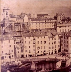 """Conférence : """"Bastia, des origines à 1900, naissance et croissance d'une ville"""" à Lupino"""