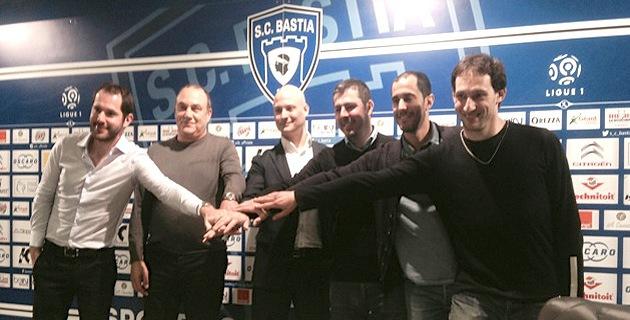 Les nouveaux partenaires, pour « une Corse qui gagne »