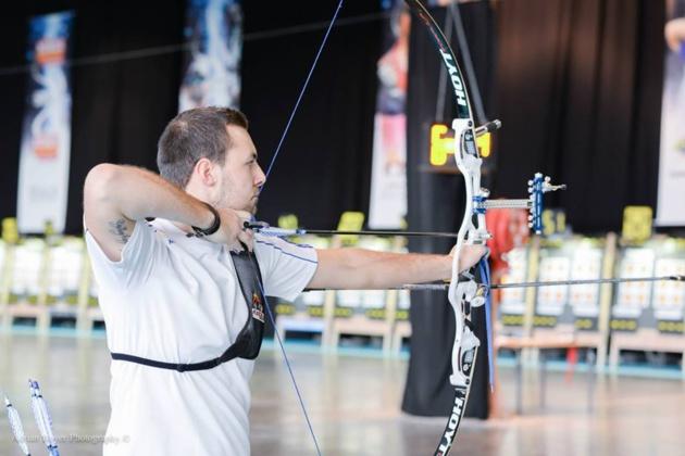Mickael Sanna, une chance pour le tir à l'arc Corse