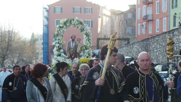 Bastia : Le cardinal Mamberti célèbre Saint-Joseph