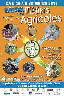 Le salon des métiers agricoles pour fêter les 30 ans du lycée agricole de Sartene