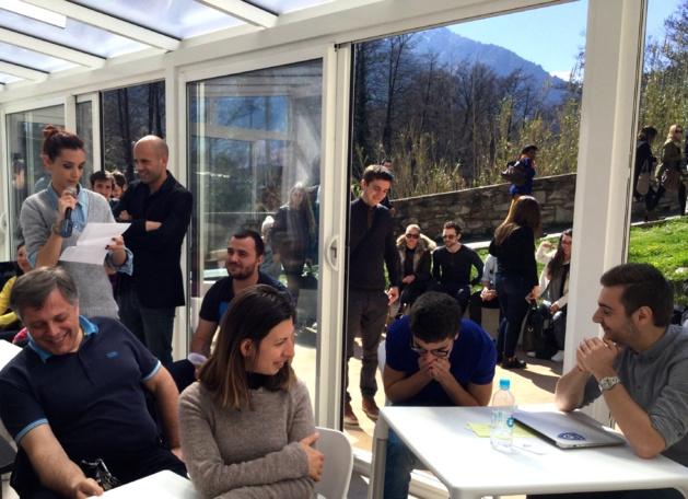 Premier Café Philo/Actu à l'Università