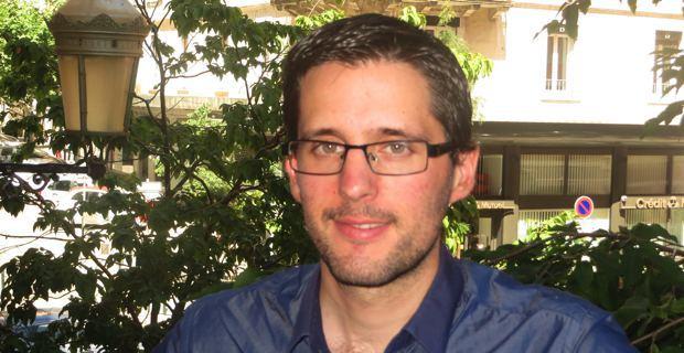Petr'Anto Tomasi, membre de l'Exécutif de Corsica Libera, candidat dans le canton de Corte lors du 1er tour des élections départementales.
