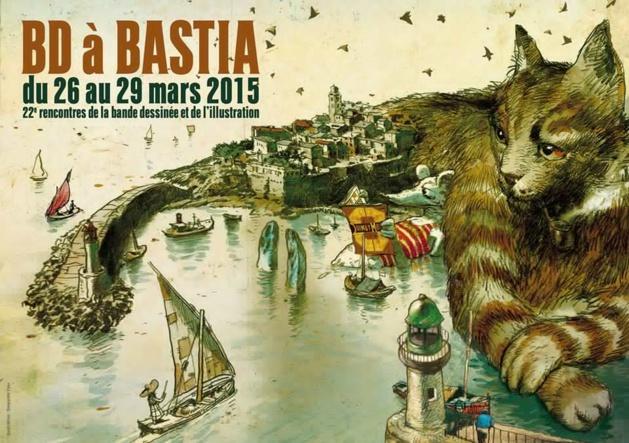 1er jour de la BD à Bastia: Pourquoi ces 22èmes rencontres seront inoubliables