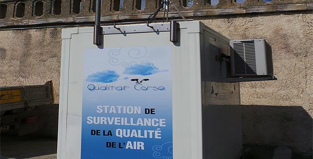 La Classica Corsica passe, la pollution diminue à Ajaccio et Bastia