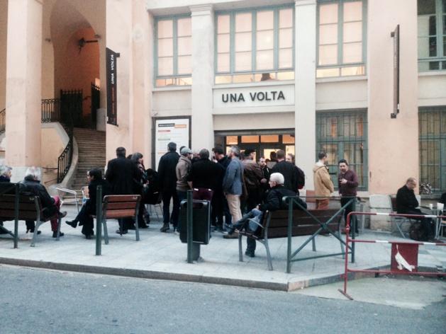 BD à Bastia : Dernière journée... au soleil !
