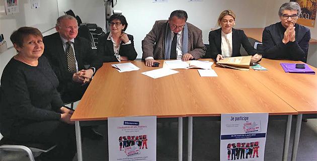 La semaine de l'industrie en Corse : Jeunes et demandeurs d'emploi particulièrement concernés