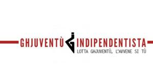 Ghjuventù Indipendentista  : Soutien à Nicolas Battini