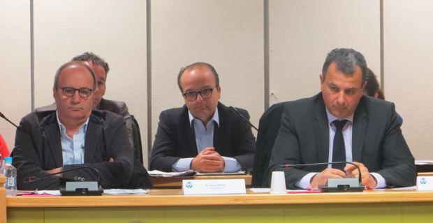 Les maires de la CAB demandent à François Tatti de démissionner !