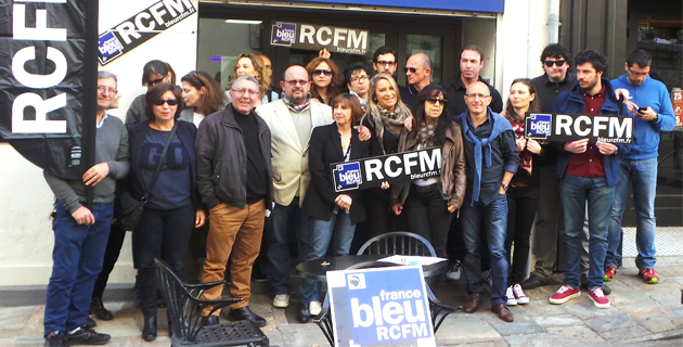 Grève à Radio France : Le personnel de RCFM manifeste ses inquiétudes