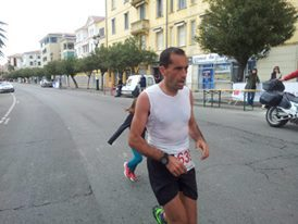 Florent Maurin Vainqueur du marathon