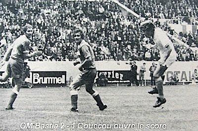Sporting club de Bastia : L'histoire de ses finales