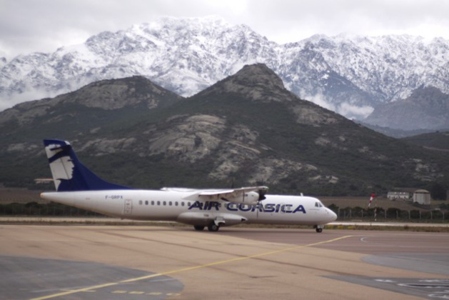 Des perturbations à l'aéroport de Calvi à la suite de la grève des contrôleurs aériens