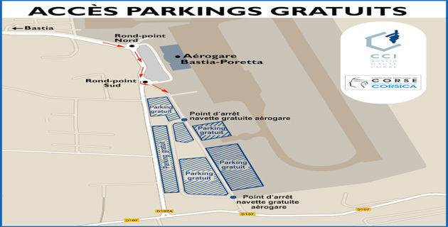 Coupe de la ligue : 4 500 passagers et 22 vols pour Paris samedi à Poretta
