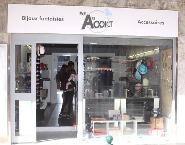 Une nouvelle boutique à L'Ile-Rousse dédiée aux bijoux fantaisies et accessoires