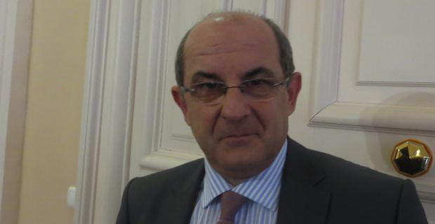 Pierre Chaubon, conseiller territorial, président de la Commission des compétences législatives et règlementaires.
