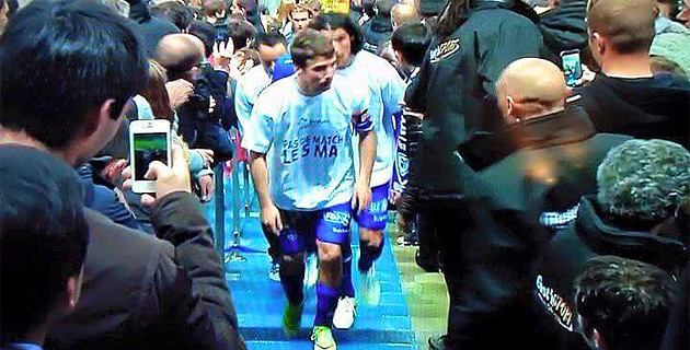"""Gilles Simeoni après la finale : """"Le Sporting et la Corse sont blessés, scandalisés et écœurés"""""""