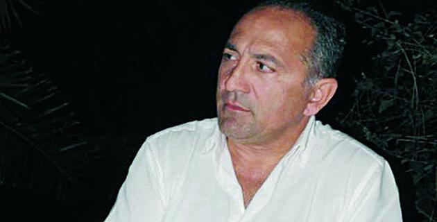 Le Dr André Rocchi, leader de l'opposition d'Un Soffiu Novu per Prunelli au Conseil municipal de Prunelli-di-Fiumorbu.