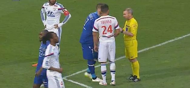 Le dernier quart d'heure fatal au Sporting à Lyon