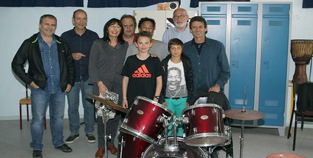 A Calvi le jazz s'invite à l'école Loviconi et au collège J.-F. Orabona